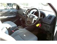 Toyota Hilux 2.7 VVT-I Raised Body
