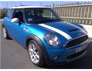 2009 Mini Cooper S Chili Pack
