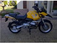 2001 BMW R1150GS Adventure