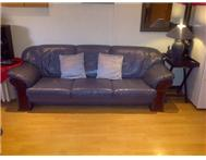 Genuine Leather Lounge Suite for Sale