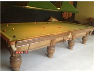 Full size Union Billiards Table All Accessories