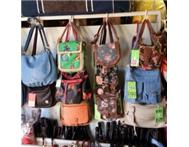 Retail and wholesale of ladies hand bags