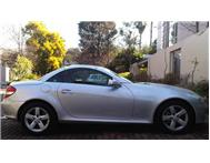 2006 Mercedes SLK 200 Kompressor For Sale