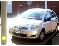2009 TOYOTA YARIS T1 - ONE OWNER