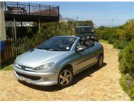 Peugeot 206 cc 2004 for sale