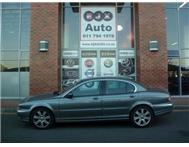 2005 JAGUAR X-TYPE 3.0 A/T