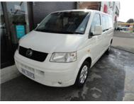 06 VW TRANSPORTER 2.5 4 MOTION