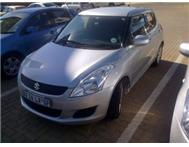 2012 Suzuki Swift 1.4i GL - New Shape