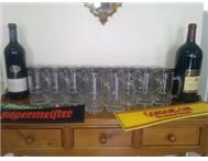Bar / Pub Glasses and Decorative ac...