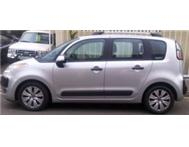 CITROEN C3 PICASSO SEDUCTION 1.6 2010 SILVER