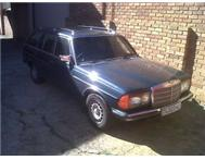 URGENT MERCEDES BENZ 230E STATION WAGON