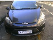 ford fiesta titanium 1.4i for sale