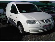VW CADDY PANELVAN 1.6i