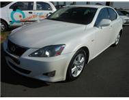 2008 LEXUS 250 IS