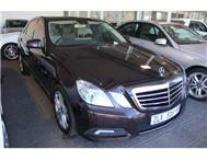 2010 MERCEDES-BENZ E SEDAN E350CDI Avantgarde