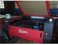 LASER ENGRAVER CUTTING MACHINE RJ1060 1000mmX600mm Cutting ARE