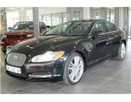 2010 JAGUAR XF 5.0 V8 PREMIUM LUXURY.