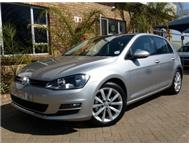 2013 Volkswagen Golf 2.0 TDI BlueMotion Technology Highline DSG