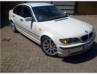 bmw 320 D face lift