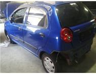 2009 CHEVY SPARK 800cc 3CYLINDER BREAKING UP FOR SPARES