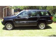 jeep grand cherokee 2.7 crd swop/for sale