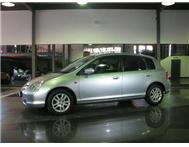 2002 HONDA CIVIC 170i 5Dr - Economical Cheap Bargain!!!