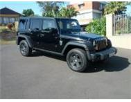 2011 Black Ops Jeep Wrangler Rubicon Durban North