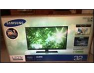 Samsung 32 LED TV Brand new in the box