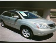 2007 LEXUS RX 350 XE AUTO FOR SALE