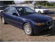 BMW 325Ci Coupe in Great Allround Condition