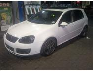 For sale or swop Golf 5 GTI rims