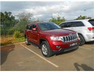 2012 JEEP GRAND CHEROKEE 3.0 CRD Limited (A)