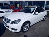 2012 MERCEDES-BENZ C-CLASS C200 AVANTGARDE BE A/T