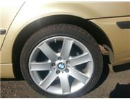 17 inch mags / rims for sale Pretoria