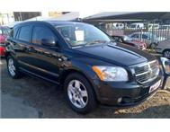 2007 DODGE CALIBER 2.0 CVT SXT AUTOMATIC