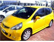 2007 Honda JAZZ 1.5i AUTO 7 SPEED