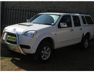 GWM - Steed 2.8 TCi Double Cab LUX 4X4