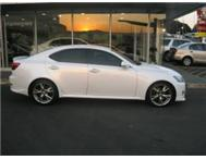 2009 Lexus Is Lexus IS Sport 250