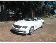Chrysler Crossfire 3.2 V6 Convertable Automatic