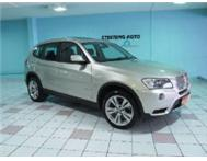 BMW X3 xDrive35i Exclusive Auto