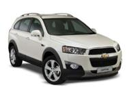 Captiva 2.4 LT FWD M/T (2011 - New Shape - Excellent Condition)
