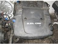 Jeep Chrokee CRD 3.0L Engine for sale