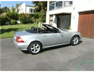 FOR SALE:MERCEDES BENZ SLK 320