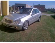 Merc C180 2002 Model Manual for a bargain of R62000