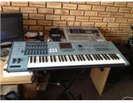 YAMAHA MOTIF XS6 SYNTH