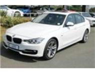 2012 BMW 3 SERIES 320d sportspack F30