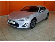2012 TOYOTA 86 2.0 Manual
