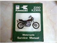 Workshop manuals for sale