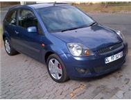 2006 FORD FIESTA 1.4i 3DOOR R58 500
