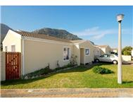 3 Bedroom cluster in Fish Hoek